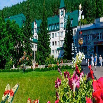 Горящие туры в Белокуриху из Хабаровска